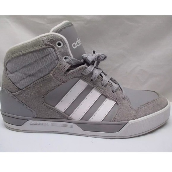 quality design 5ace9 bd650 Adidas Neo Raleigh Basketball Shoes Mens Sz 10